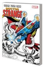 Color Your Own Doctor Strange TP