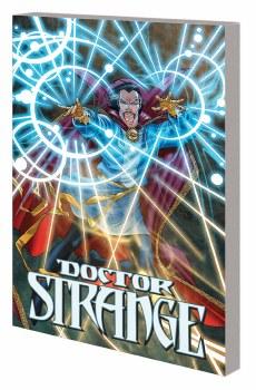 Marvel Universe Doctor Strange TP
