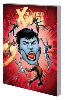 All New X-Men Inevitable TP VOL 02 Apocalypse Wars