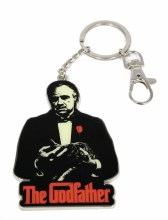 Godfather Vito Corleone Snap Keychain