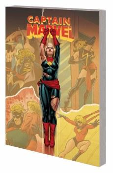 Captain Marvel Earths Mighties