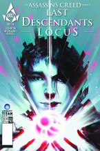 Assassins Creed Locus #2 (of 4) Cover B Favoccia (Mr)