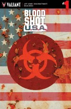 Bloodshot Usa #1 (of 4) Cover A Kano