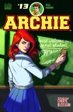 Archie #13 Cover C Variant Stewart