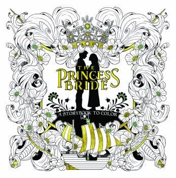 Princess Bride a Storybook To Color TP