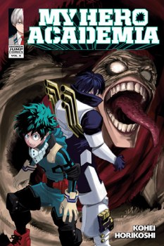 My Hero Academia GN VOL 06 (C: