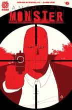 American Monster #6 (Mr)
