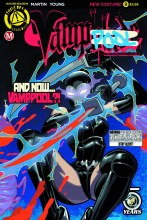 Vampblade #9 Cover A Young (Mr)