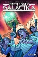 Battlestar Galactica VOL 3 #3 (of 5) Cover A Sanchez