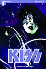 Kiss #1 Cover C Montes Spaceman