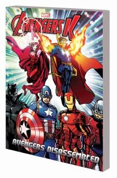 Avengers K TP Book 03 Avengers