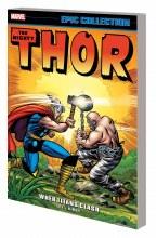 Thor Epic Collection TP When Titans Clash