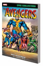 Avengers Epic Collection TP On