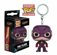 Pocket Pop Flash Tv Flash Vinyl Figure Keychain