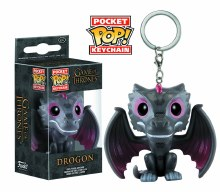 Pocket Pop Got Drogon Vinyl Figure Keychain