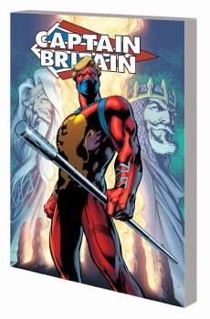 Captain Britain TP Legacy of L