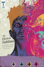 Electric Sublime #1 (of 4) Subscription Variant