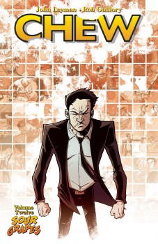 Chew TP VOL 12 (Mr)