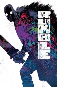 Rumble TP VOL 03 Immortal Coil (Mr)