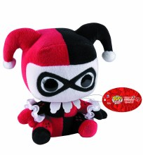 Pop Heroes Harley Quinn Regular Plush
