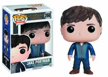 Pop Miss Peregrine Jacob Portman Vinyl Figure Damaged Box
