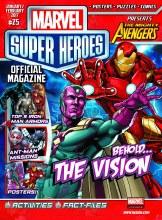 Marvel Super Heroes Magazine #25