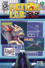 Action Lab Dog of Wonder #4 Cover A Leeds