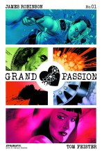 Grand Passion #1 (of 5) Cover A Cassaday (Mr)