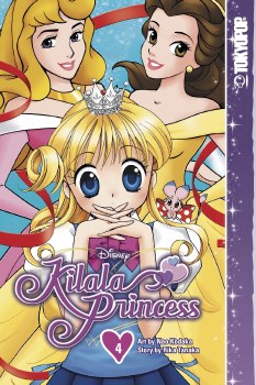 Disney Manga Kilala Princess GN VOL 04 (of 5)