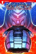 Battlestar Galactica Gods & Monsters #1 (of 5) Cover B Woods