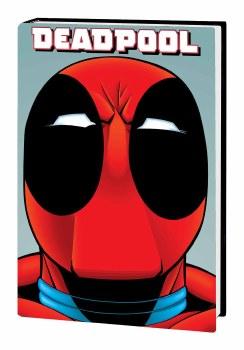 Deadpool Adamantium Collection Slipcase HC