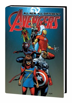 All New All Different Avengers