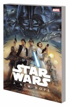 Star Wars Episode IV TP A New Hope