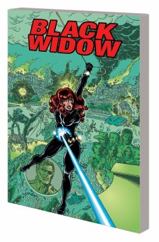 Black Widow TP Web of Intrigue