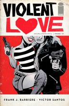 Violent Love #1 Cover A Santos (Mr)