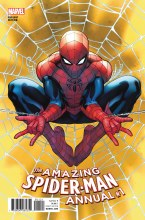 Amazing Spider-Man Annual #1 Mcguinness Variant