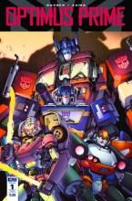 Optimus Prime #1 Subscription