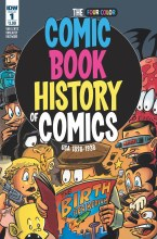 Comic Book History of Comics #1 (of 6)