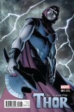 Unworthy Thor #1 (of 5) Cassaday Variant Now