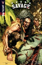 Savage #2 (of 4) Cover A Larosa
