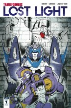 Transformers Lost Light #1 Incentive Variant