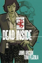 Dead Inside #1 (of 5) Main Cover