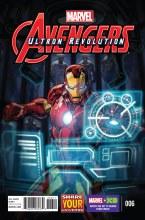 Marvel Universe Avengers Ultron Revolution #6