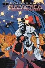 Battlestar Galactica Gods & Monsters #2 (of 5) Cover A Morgan
