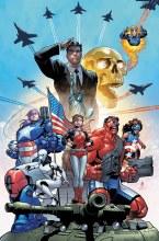 Us Avengers #1 Now