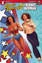 Wonder Woman 77 Bionic Woman #1 (of 6) Cover B Ross