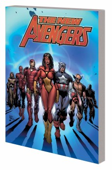 New Avengers By Bendis Complet