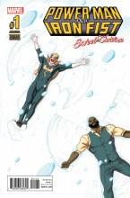 Power Man Iron Fist Sweet Christmas Annual #1 Anka Variant