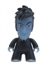 Doctor Who Titans 10th Doctor Hologram 3in Vin Fig