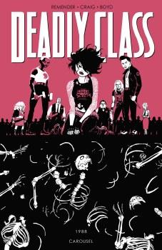 Deadly Class TP VOL 05 Carouse